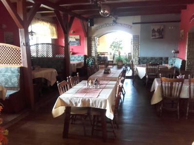 Restaurace - Hlavní sál